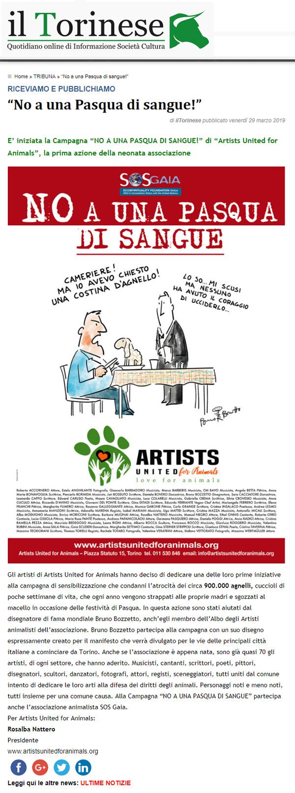 Il-Torinese-29-03-2019-No-a-una-Pasqua-di-sangue-contro-la-strage-degli-agnellini